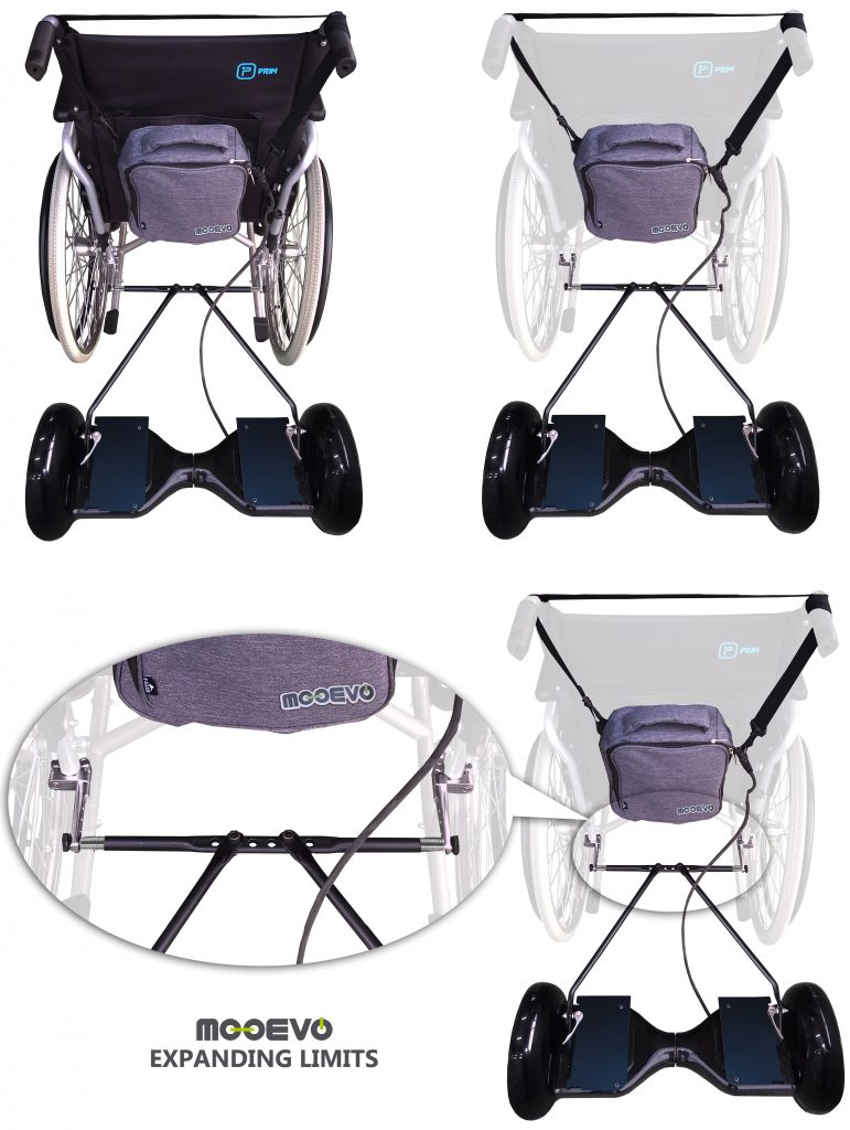 silla ruedas prim