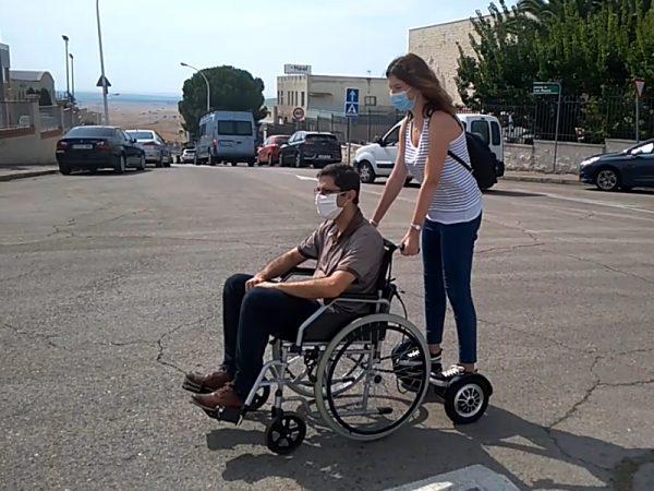 sillas ruedas mooevo