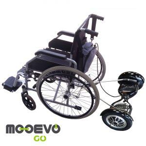 silla de ruedas con motor ayuda mooevo go