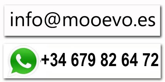 contacta con mooevo