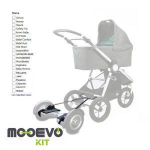 adaptador hoverboad silla bebe