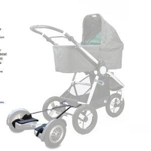 adaptador hoverboard para carritos de bebe mooevo aidwheels
