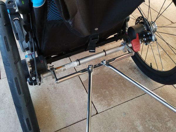 adaptador hoverboard para carros thule chariot aidwheels mooevo