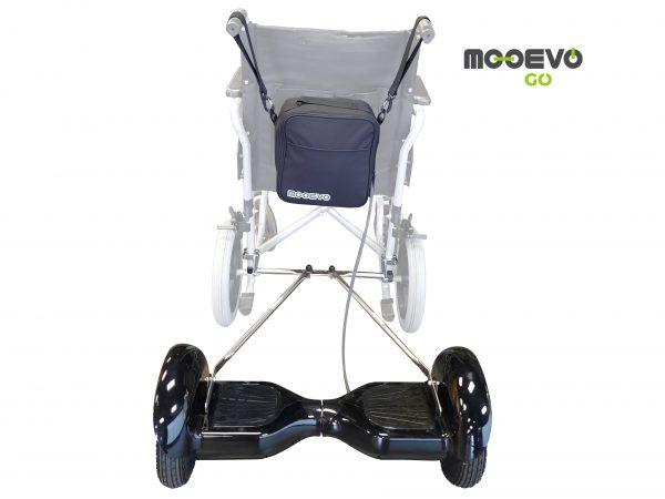 motor de ayuda paseo para silla ruedas mooevo go