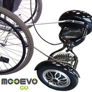 sillas de ruedas con motor asistente
