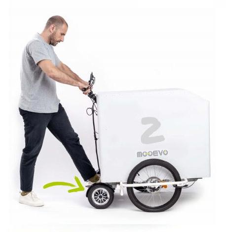 cargo electric solution last mile delivery mooevo