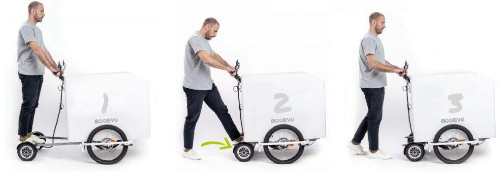 mejor vehiculo electrico de carga ultima milla reparto urbano sostenible