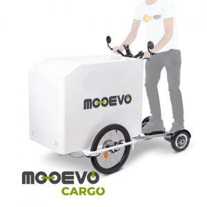 vehiculo-electrico reparto urbano mooevo cargo delivery