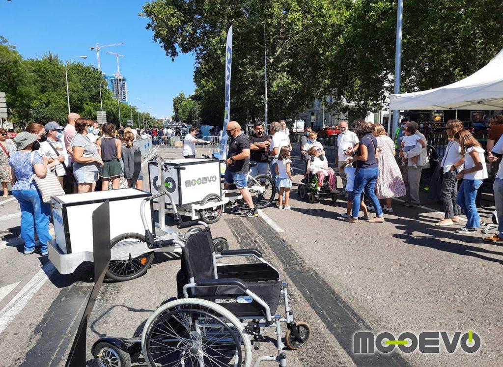 Semana Europea de la Movilidad Madrid 2021