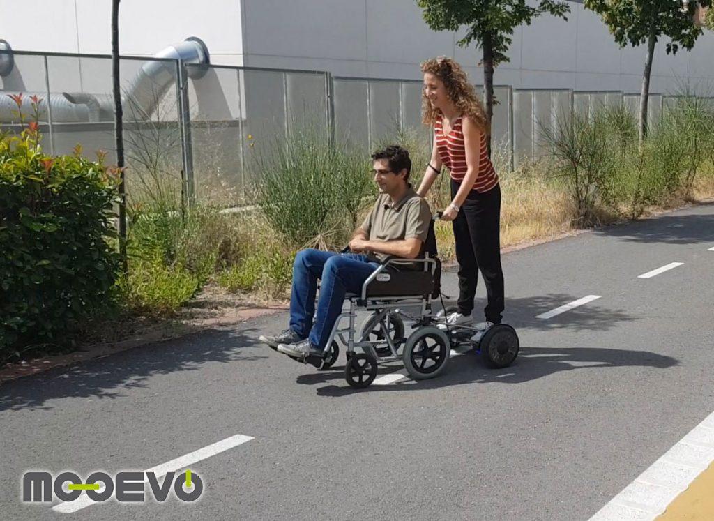 turismo accesible silla de ruedas movilidad electrica