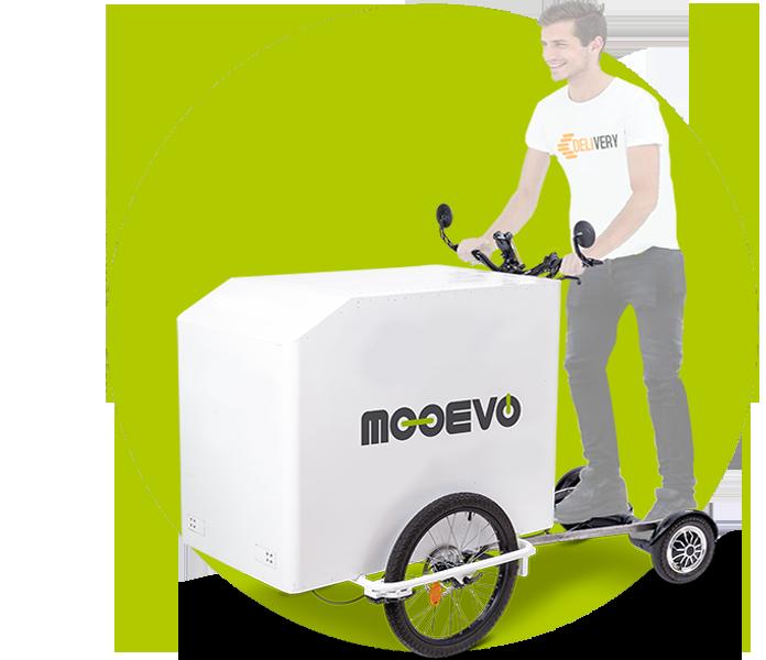 mooevo delivery cargo